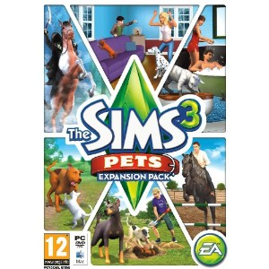 The Sims 3 Pets (PC) (輸入版)