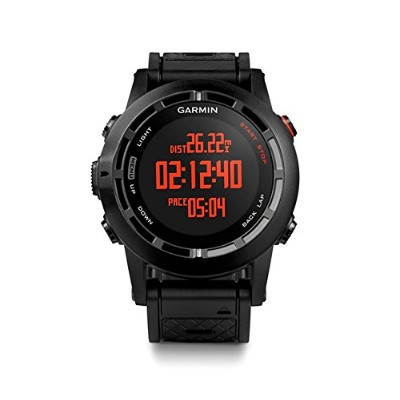 Garmin Fenix 2 GPS Multi Sports Training Watch with Outdoor Navigation and Heart Rate Monitor
