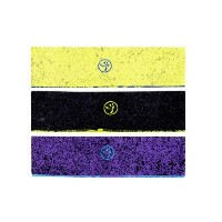 ZUMBA/ズンバ/Cosmic Headbands 3Pack