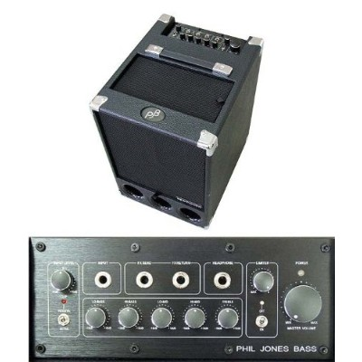 PHIL JONES BASS SUPER FLIGHTCASE ベースアンプ