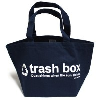 trash boxバッグ