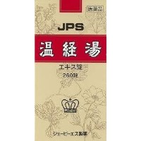 【第2類医薬品】JPS温経湯エキス錠J260錠