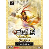真・三國無双 Online ~龍神乱舞~ TREASURE BOX - PS3