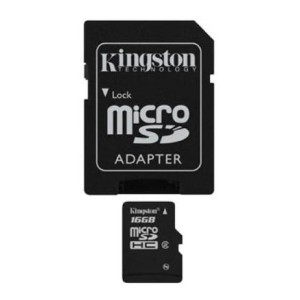 Kingston 16GB microSD Class2 SDC2/16GB