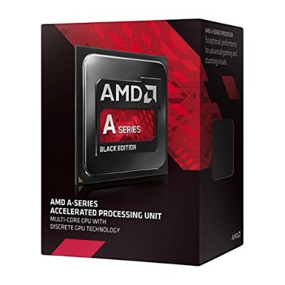 AMD A-series プロセッサ A8 7670K Black Edition, with 95w quiet cooler FM2+ AD767KXBJCSBX
