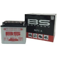 BSバッテリー BB7C-A (YB7C-A互換) 1個