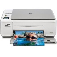 ヒューレット・パッカード Photosmart C4275 All-in-One CC220C#ABJ