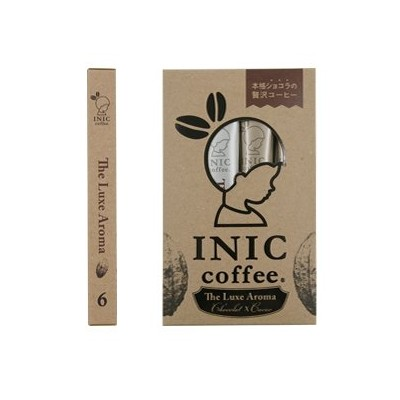 INIC coffee The Luxe Aroma 6CUPS