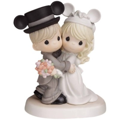 "Precious Moments Disney Collection ""Magically Ever After"" Figurine by Precious Moments [並行輸入品]"