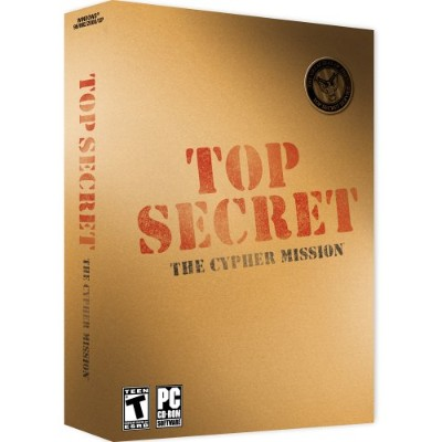 Top Secret: Cypher Mission (輸入版)
