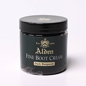 ALDEN(オールデン) SHOE CREAM 2.BURGUNDY Onesize