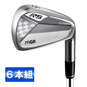 PRGR(プロギア) RS 16 RS FG ST M43V2 #5-Pw アイアンセット  RS   番手:#7