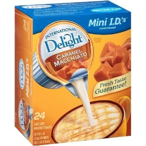 International Delight Caramel Macchiato Creamer 13mlx24個入り キャラメルマキアート風クリーマー