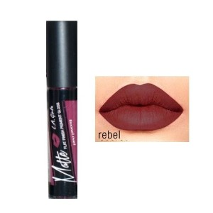 (3 Pack) L.A. GIRL Matte Pigment Gloss - Rebel (並行輸入品)