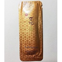 30X Sulwhasoo Sample Concentrated Ginseng Cream 1 ml. Super Saver Than Normal Size[行輸入品]