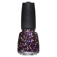 CHINA GLAZE Nail Lacquer - Suprise Collection - Shine-Nanigans (並行輸入品)