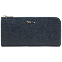 フルラ FURLA L字ファスナー長財布 BABYLON(バビロン) 850614 PN07 B30 DRS BABYLON XL ZIP AROUND L NAVY//850614-NAVY【新品】