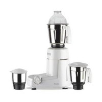 NEW Orignal Preethi Chef Eco Plus 3 Jar Indian Mixie Mixer Grinder - 110 Volts【並行輸入】