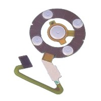【クリックホイール】【Repair Click Wheel Flex Cable】 for iPod nano 第5世代