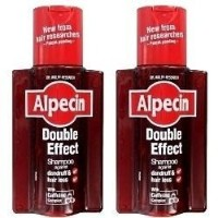 Alpecin Double Effect Shampoo Twin Pack by ALPECIN