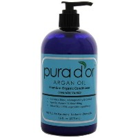 Pura d'or: Premium Organic Argan oil Conditioner for Hair (16 fl. oz.) by Pura D'or [並行輸入品]