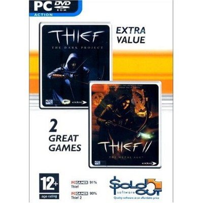 Thief 1 & 2 Double Pack (輸入版)