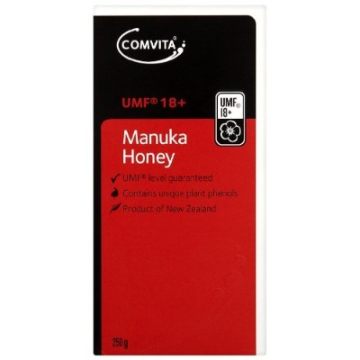 コンビタ マヌカハニー UMF18+ (250g) / Comvita UMF 18+ Manuka Honey 250g