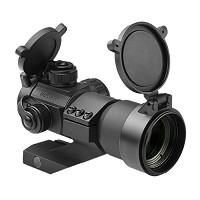 NcSTAR DRGB135 RED&GREEN&BLUE DOT SIGHT W/CANTILEVER MOUNT [並行輸入品]