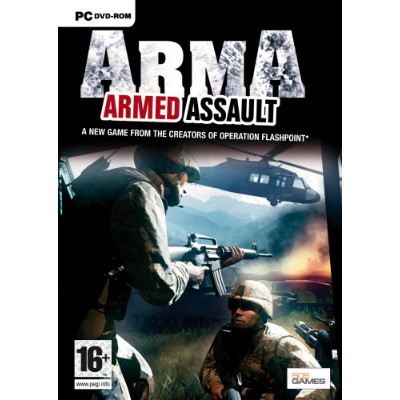 ARMA: ARMED ASSAULT (PC) (輸入版)