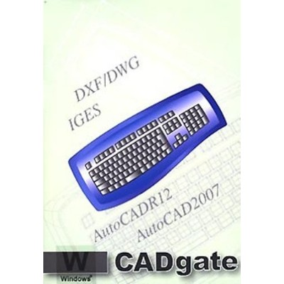 CADgate3.0 Windows版