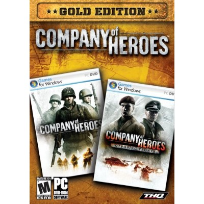 Company of Heroes: Gold Edition (輸入版)