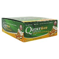 Quest Nutrition プロテインバー ピーナツバター Peanut Butter Supreme 24本セット 【並行輸入品】 Quest Nutrition Protein Bars...