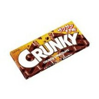 LOTTE CRUNKY(クランキー)チョコレート 1個