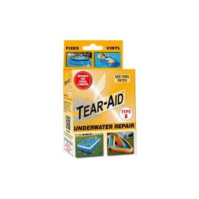 TEAR-AID UNDERWATER REPAIR TYPE B