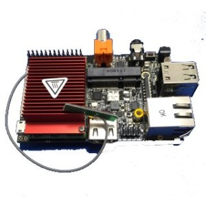 SolidRun HummingBoard-i4pro AC/SD(8GB Android)セット