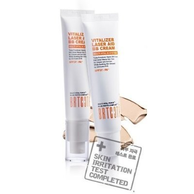 KOREAN COSMETICS, BRTC, Vitalizer Laser Aid BB Cream 35g (whitening, anti-wrinkle, UV protection...