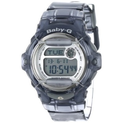 時計 Casio カシオ Women's BG169R-8 Baby-G Gray Resin Sport Watch Athletics Exercise Workout Sport...