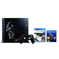 PlayStation 4 500GB (北米版) Star Wars Battlefront Limited Edition [並行輸入品]