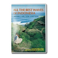 SURFING DVD『ALL THE BEST WAVES OF INDONESIA』 リマスター版で新発売!!