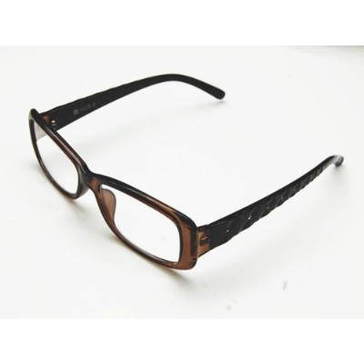 老眼鏡 【WA036SBK】READING GLASSES SMOKE/BK 1.0