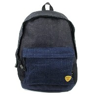 GOHEMP(ゴーヘンプ) SASHIKO DAY PACK Color:INDIGO Size:F