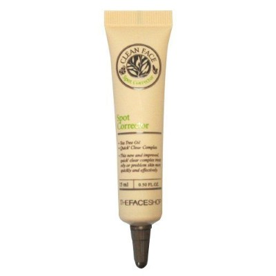 THE FACE SHOP ザ・フェースショップ クリーン・フェイス・スポット・コレクター 15ml (Clean Face Spot Corrector) 海外直送品