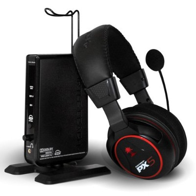 Ear Force PS3用ゲーミングヘッドセット(XBOX360使用可能) Programmable Wireless Headset PX5 並行輸入品