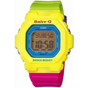 Casio カシオ Baby-G Energetic Colors BG-5607-9JF Lady's Watch (Japan Import) レディス 女性用 腕時計