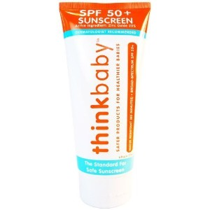 Thinkbaby Safe Sunscreen SPF 50+, 6 Ounce by thinkbaby [並行輸入品]