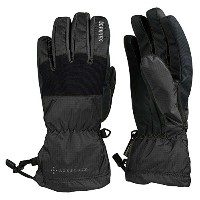 AXESQUIN(アクシーズクイン) 手袋 GORE-TEX Stretch Shell Glove RG3555 ブラック L