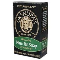 Grandpa's, Wonder Pine Tar Soap, 4.25 oz (120 g)