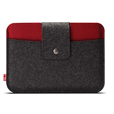 Pack&Smooch LLEYN for iPad mini 4/3 (Red/Anthracite)