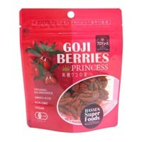 GOJIBERRIES PRINCESS 有機クコの実 45g