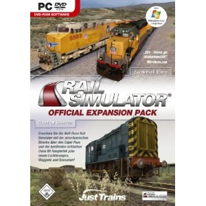 Rail Simulator: Official Expansion Pack (輸入版)